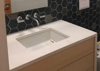 United Stoneworks Countertops Bathroom Vanity2 Countertops By United Stoneworks In Albuquerque, New Mexico